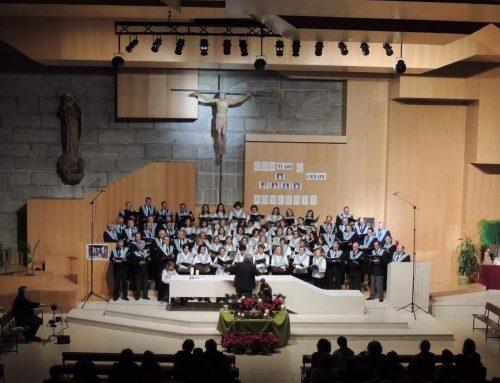 Concierto conmemorativo del 25 aniversario del Coro de Padres y Antiguos Alumnos
