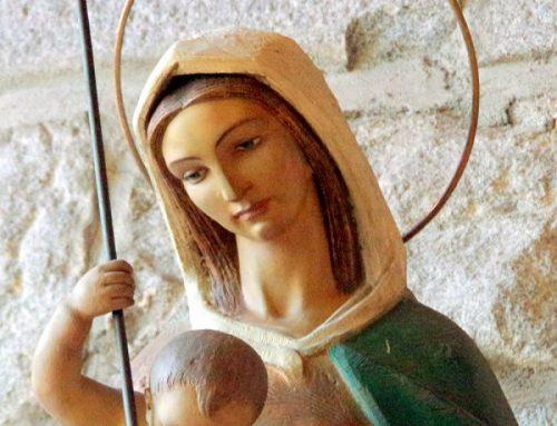 31 de mayo – Virgen del Recuerdo